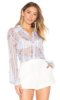 Блузка cecelia - MAJORELLE