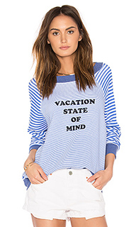 Топ vacation state of mind - Wildfox Couture