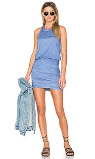 Мини платье с рюшами - SUNDRY