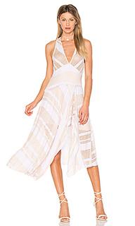 Платье в полоску adrien - Free People