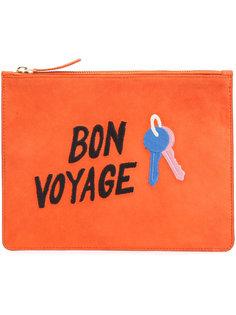 клатч Bon Voyage Lizzie Fortunato Jewels