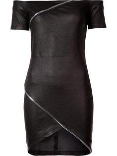 мини-платье с молниями Rta