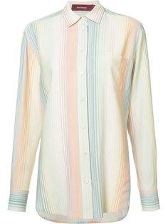 полосатая рубашка Sies Marjan