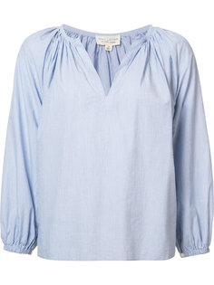 полосатая блузка Nili Lotan