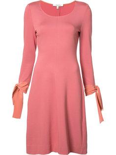 платье с завязками на рукавах Dorothee Schumacher