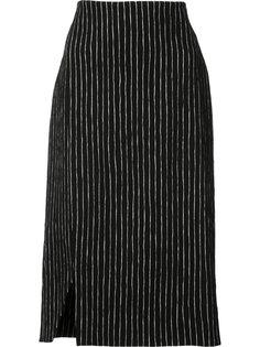 полосатая юбка-карандаш Protagonist