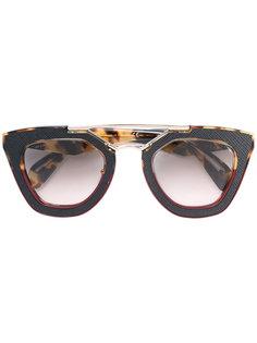 солнцезащитные очки  Prada Eyewear