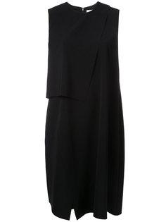 многослойное платье шифт  Enföld