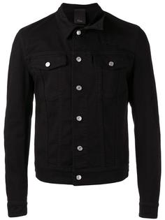 джинсовая куртка Destroy Dior Homme
