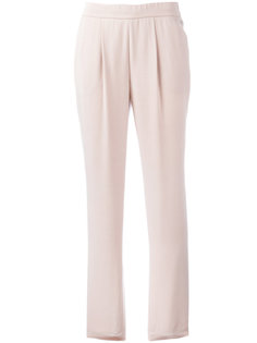 брюки прямого кроя  Akris