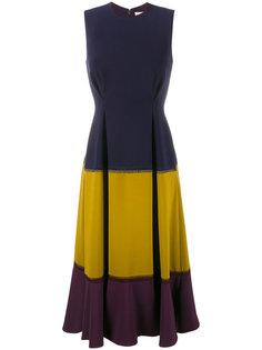 платье без рукавов Ambree  Roksanda