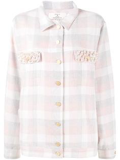 рубашка в клетку  Natasha Zinko