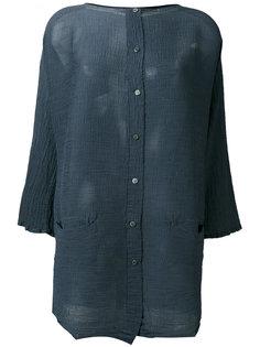 фактурная рубашка Issey Miyake Cauliflower
