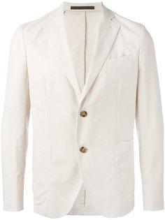 пиджак с застежкой на две пуговицы Eleventy