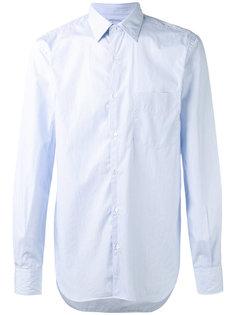 полосатая рубашка  Aspesi