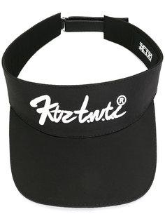 кепка с вышивкой логотипа KTZ