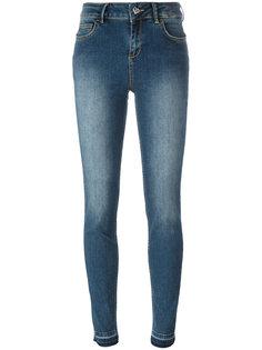 джинсы скинни с завышенной талией Twin-Set