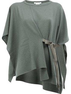 свитер с завязкой Lamberto Losani