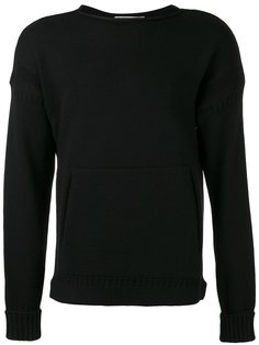 пуловер с карманом Stella McCartney