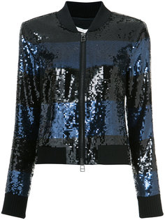 sequin embellished jacket  Veronica Beard