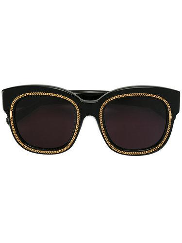 солнцезащитные очки в квадратной оправе 'Falabella' Stella McCartney