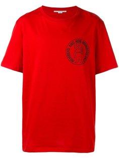футболка Members and Non Members  Stella McCartney
