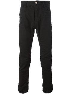 джинсы кроя скинни Poème Bohémien