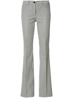 striped flared trousers  Akris Punto