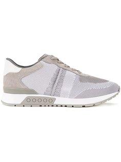 кроссовки с панельным дизайном  Tods Tod`S