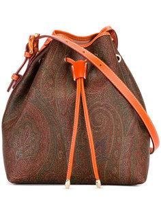 сумка-мешок через плечо  Etro