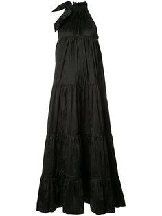 платье с завязкой на шее Marquesalmeida