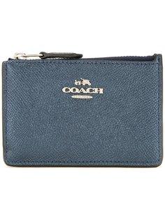 мини-кошелек на молнии Coach