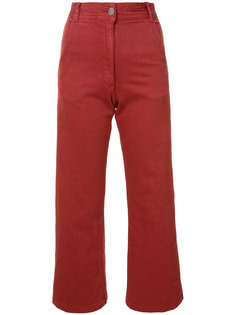 cropped trousers  Rachel Comey