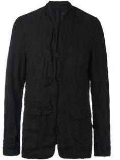 пиджак с накладными карманами Poème Bohémien