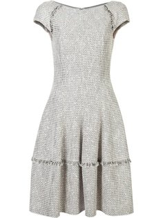 flared dress Talbot Runhof