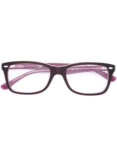 оптические очки в квадратной оправе  Ray-Ban