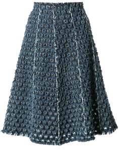 denim skirt Sonia Rykiel