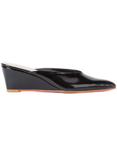 wedged mules  Rachel Comey