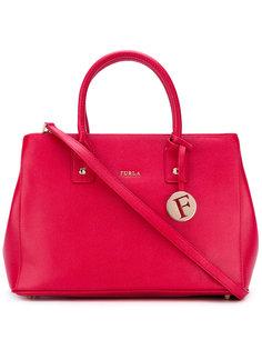 большая сумка-тоут Linda Furla