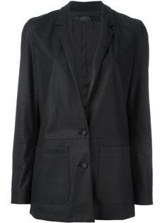 пиджак с застежкой на две пуговицы  Drome