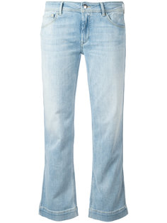 bootcut cropped jeans The Seafarer