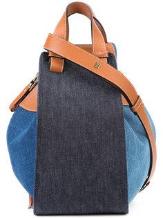 джинсовая сумка-тоут Loewe