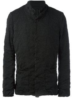 легкая куртка с воротником-стойкой Poème Bohémien