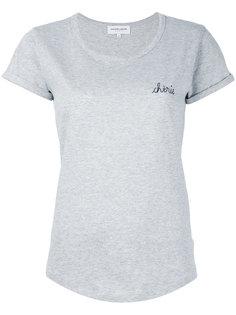 футболка Cherie Maison Labiche