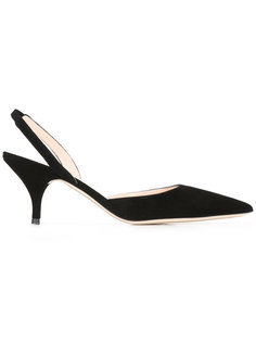 туфли с ремешком на пятке Nina Ricci