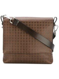 маленькая сумка-почтальонка Salvatore Ferragamo