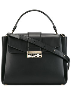 fold-over closure tote Bulgari