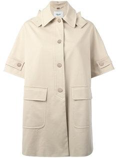 пальто с короткими рукавами Blugirl