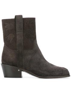 ботинки на среднем каблуке Laurence Dacade