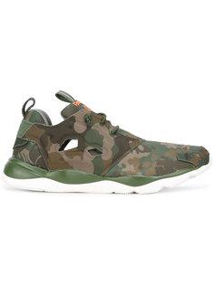 камуфляжные кроссовки для бега Reebok